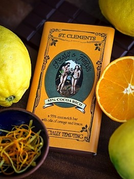 st clements artisan chocolate oranges and lemons rowdy and fancy