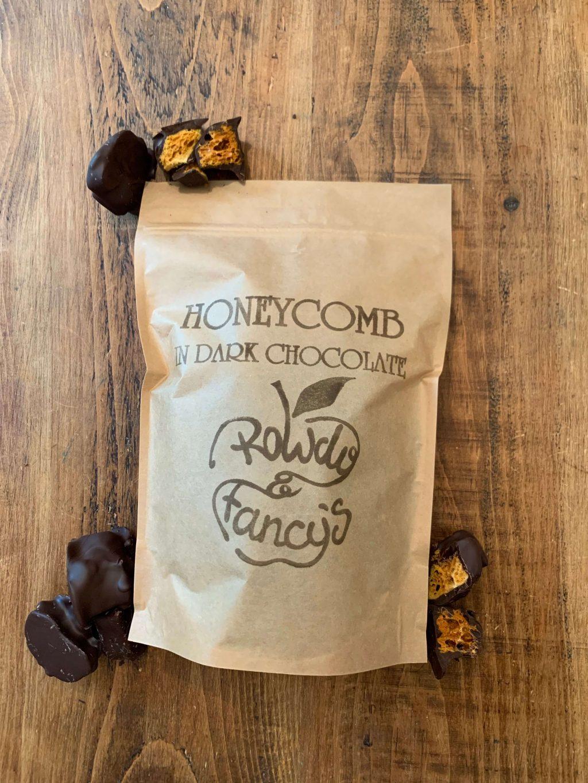 Product photo Giant dark honeycomb